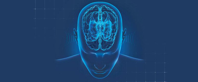 слух и голова