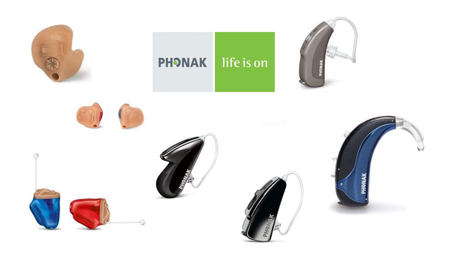phonak слуховые