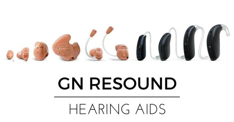 resound слуховые